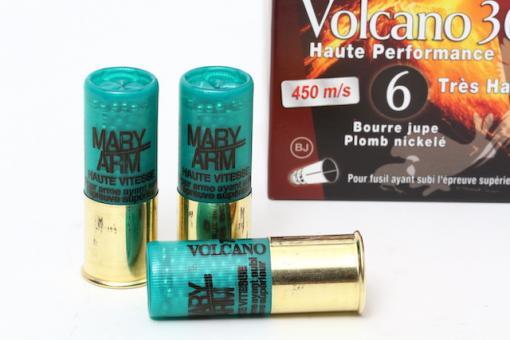 Munitions Volcano 36 de Mary Arm
