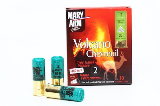 Munitions Volcano Chevreuil de Mary Arm