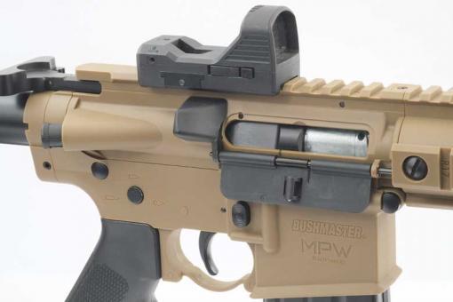 Fusil Bushmaster MPW Full Auto CO2 de Crosman