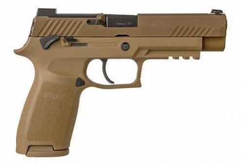 Pistolet P320 M17 C de Sig Sauer