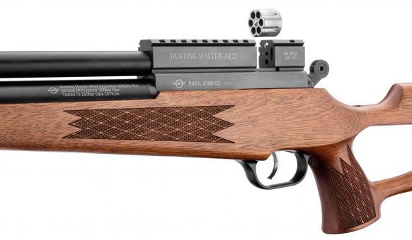 Carabine PCP AR22 d'Evanix
