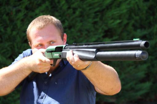 Fusil semi-automatique Versa Max Tactical Competition de Remington