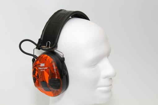 Casque anti-bruit SportTac de 3M Peltor