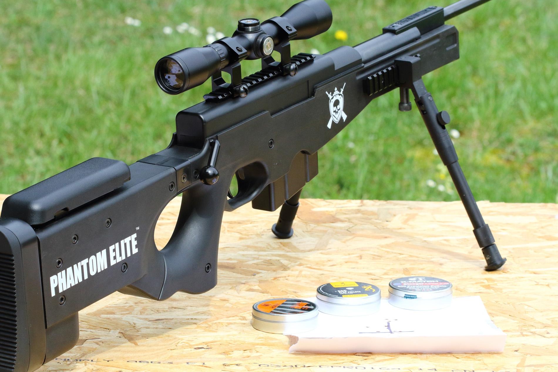 La Elite Carabine Phantom Test De B L115 dtshrQ