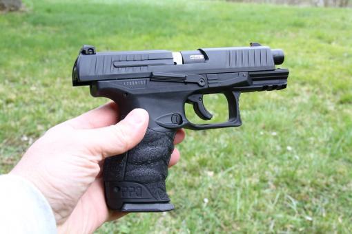 Pistolet PPQ M2 T4E Walther d'Umarex