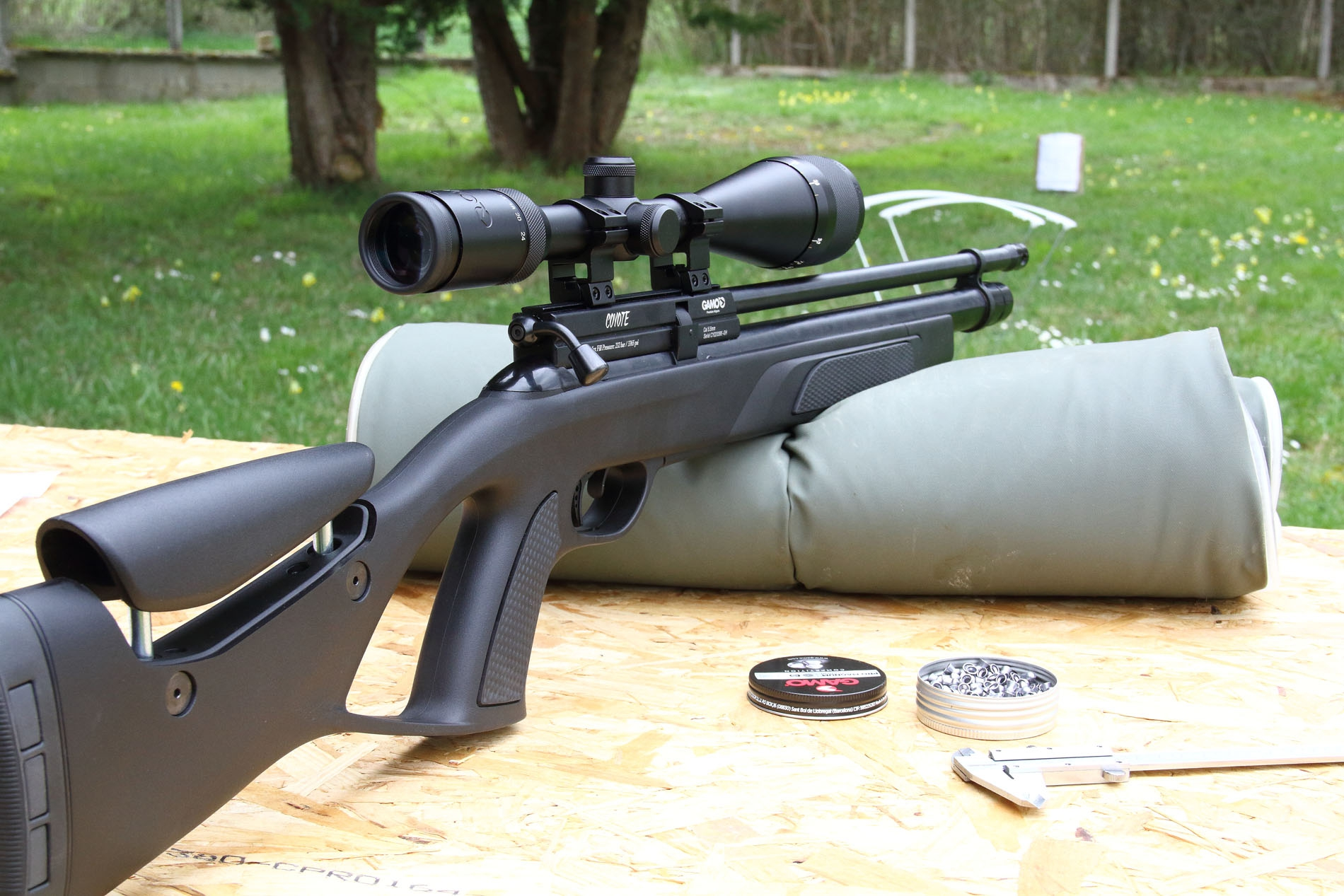 La Carabine Gamo Test De Coyote trdCxhQs
