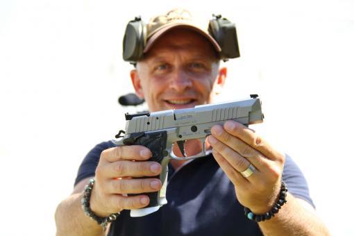 Pistolet P 226 X-Five Supermatch de Sig Sauer