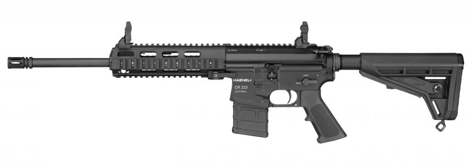 Fusil d'assaut CR 223 d'Haenel
