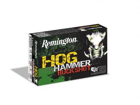 Munitions Hog Hammer Buckshot de Remington