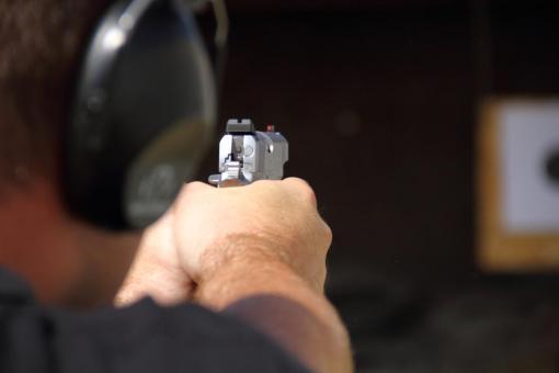 Pistolet 1911 R1 Enhanced Inox de Remington