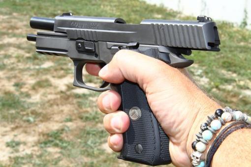 Pistolet P226 Legion de Sig Sauer