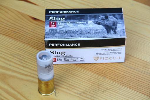 Munitions Slug de Fiocchi