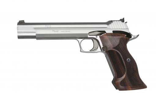 Pistolet P210 Super Target Inox de Sig Sauer