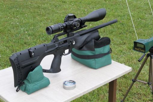 Carabine PCP Reign de Walther