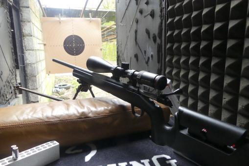 Carabine X-Bolt Max SF Varmint de Browning