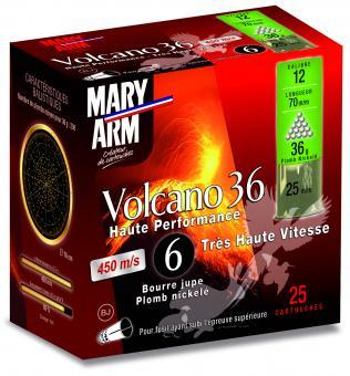 Munition petit gibier Volcano de Mary Arm