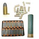 Munitions de collection et anciennes