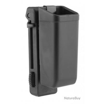 Porte chargeur simple polyvalent MH-14 9 mm pour ceinturon molle 360°