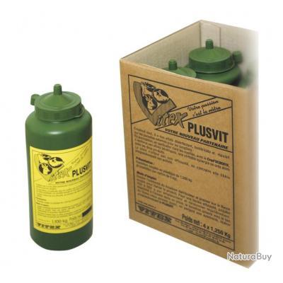 Goudron attractif sanglier Plux Plusvit Vitex en bouteille de 1,1 kg
