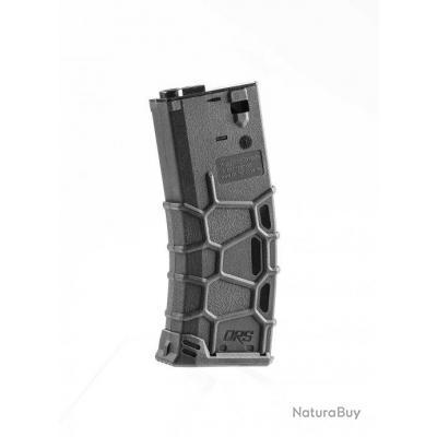 Chargeur noir QRS hi-cap 300 billes pour M4 séries - VFC