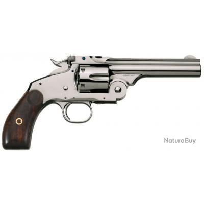 "Revolver Uberti New Model N°3 Frontier Cal 45LC canon 6 1/2"""