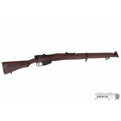 Réplique décorative Denix du fusil Lee-Enfield SMLE MK III 1907