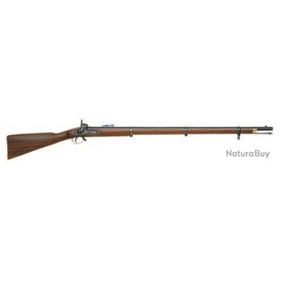 Fusil Enfield P.1853 39'' à percussion cal. 58 Finition : Jaspée