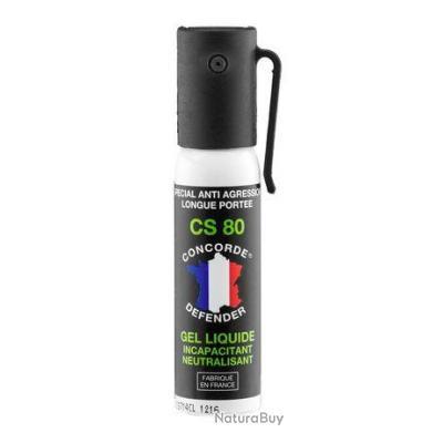 Aérosol GEL CS 80  25 ml