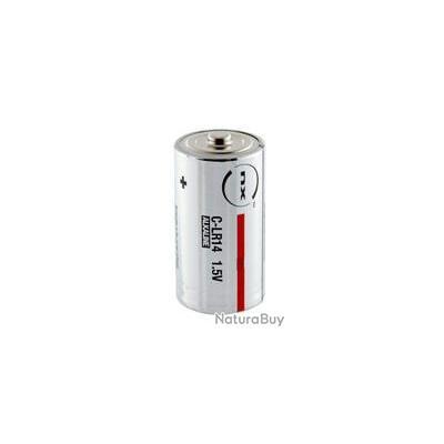 Piles alcalines C/LR14 1,5 volt  NX-Ready