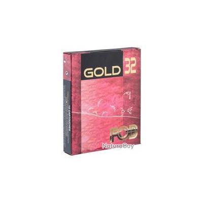Cartouches Fob Gold 32 - Cal. 16/70