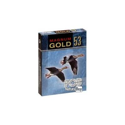 Cartouches Fob Gold 53 Magnum - Cal. 12/76