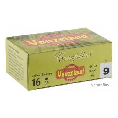 Cartouches Vouzelaud - Complice 65 - Cal. 16/65