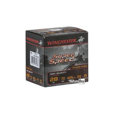 Cartouches Winchester Super Speed - calibres 28/70