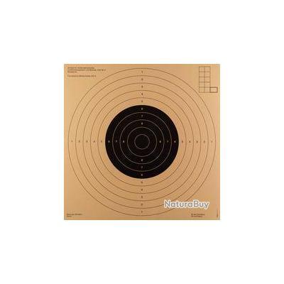 100 cartons-cibles 85 x 85 cm C200 UIT