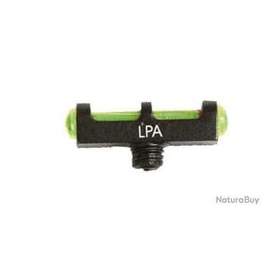 Guidon fibre optique vert LPA Diam. 3 mm
