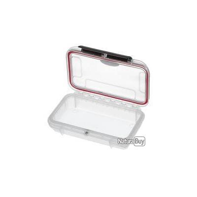 Mallette Waterproof Max 001VT transparente