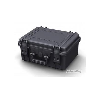 Mallette MAX 380 H160 S IP67 - Valve noire