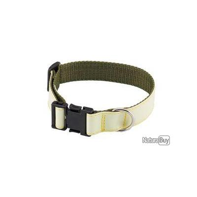 Collier luminescent Country pour chien 35-40 cm