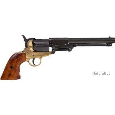 Réplique décorative Denix de Revolver 1851 marine américaine