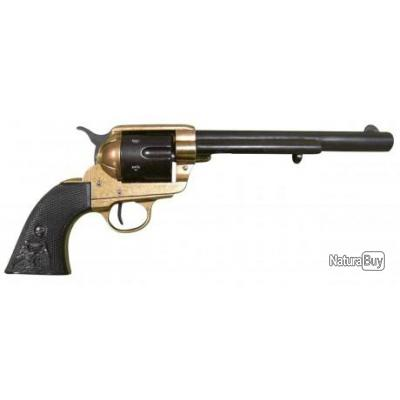 Réplique décorative Denix de Revolver Peacemaker 1873 7,5''