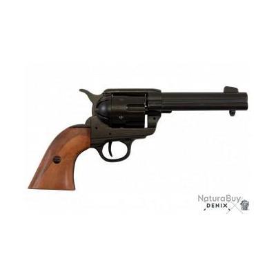 Réplique factice revolver cal.45 Peacemaker 4.75'' Etats Unis 1873