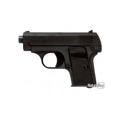 Réplique pistolet à ressort Galaxy G1 0,5 joules - full metal