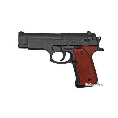 Réplique pistolet à ressort Galaxy G22 M9 full metal 0,5 joules