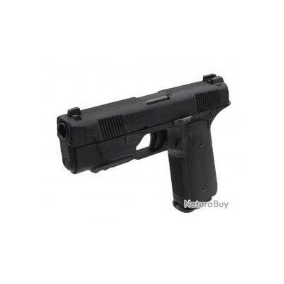 Réplique GBB Hudson H9 Parallel Training Weapon 0,95J NOIR