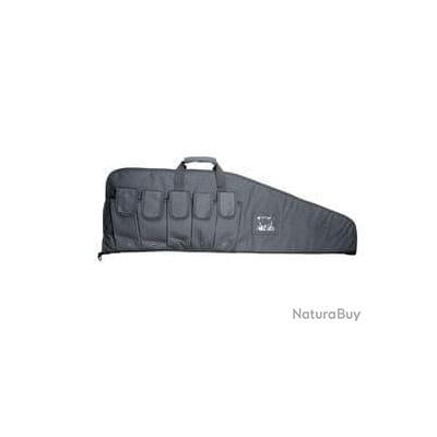 Housse ASG noire multi-poches 105 x 32cm