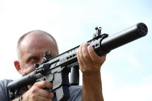 Fusil MCX de Sig Sauer