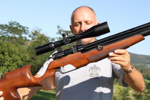 Carabine MX5 d'Aselkon