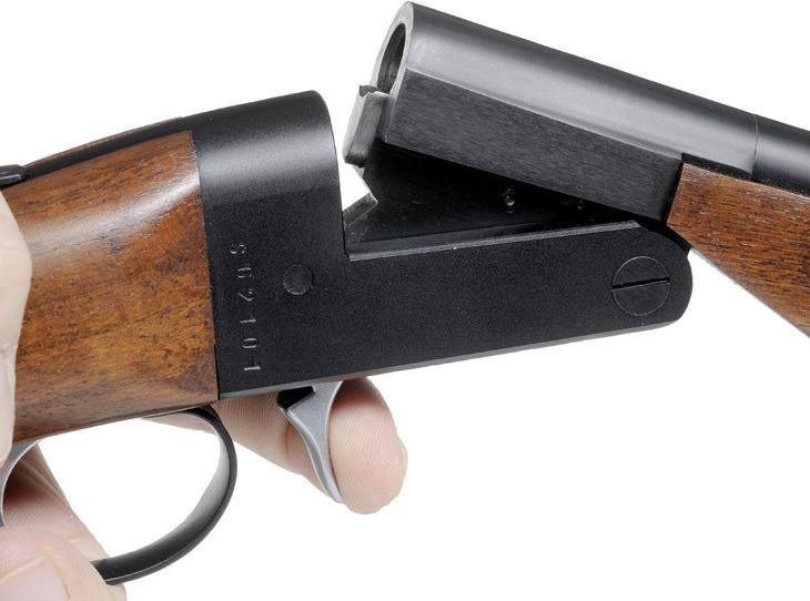 Test du fusil à un coup Yildiz Ergal Pliant 410 - Tests de