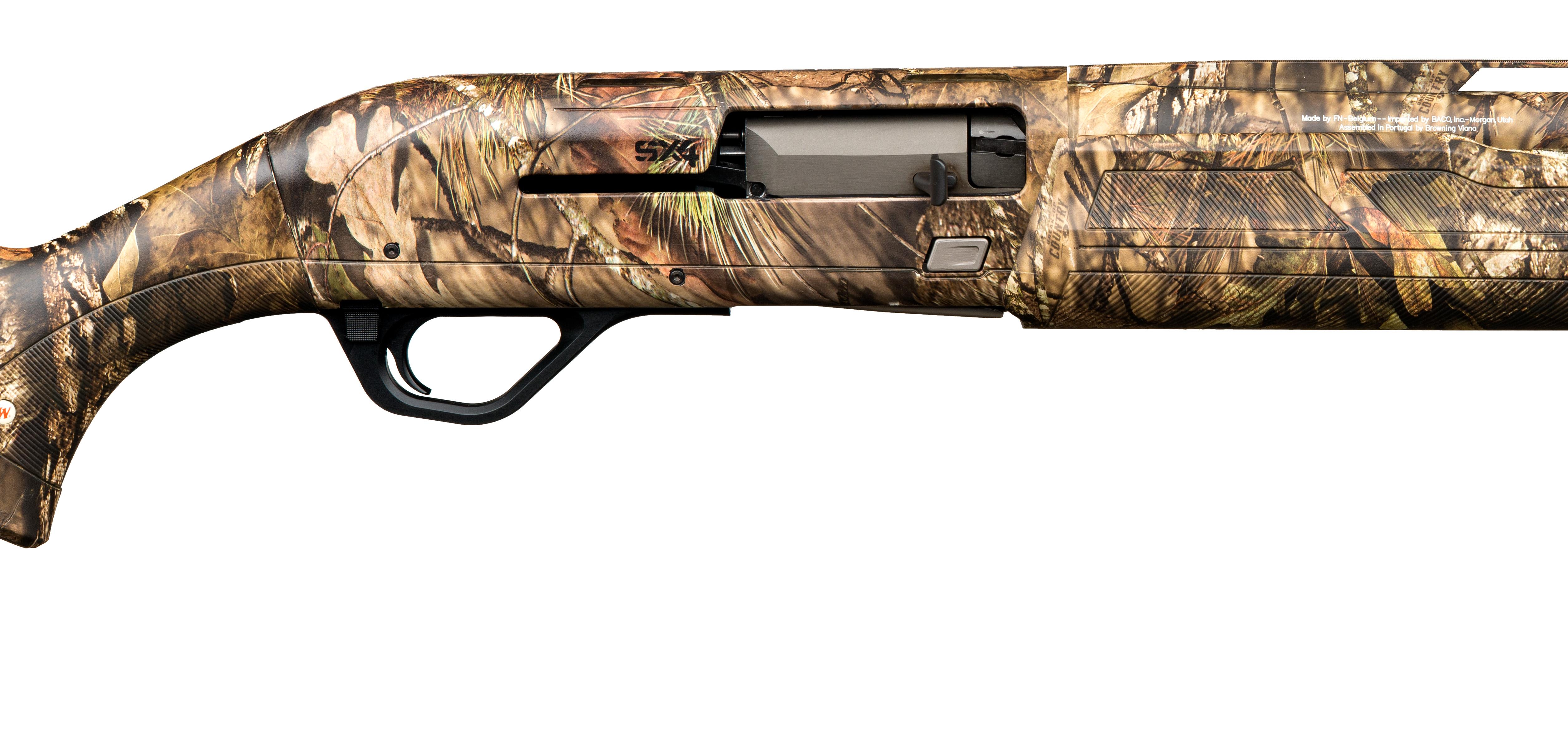 Fusil semi-automatique SX4 Camo Mobuc de Winchester ...