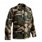 Vestes, blousons et manteaux militaria